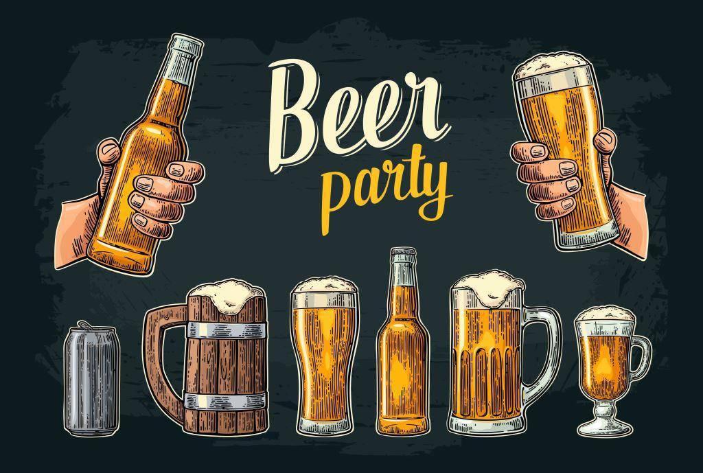 Все для пивной вечеринки