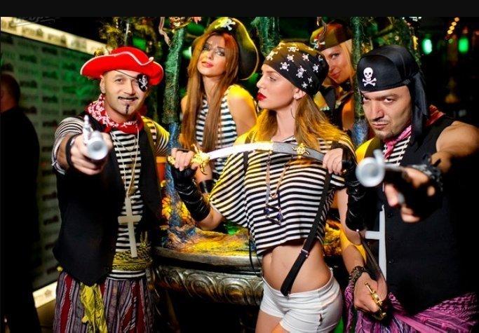 Сценарий пиратской вечеринки - фото 5 | 4Party