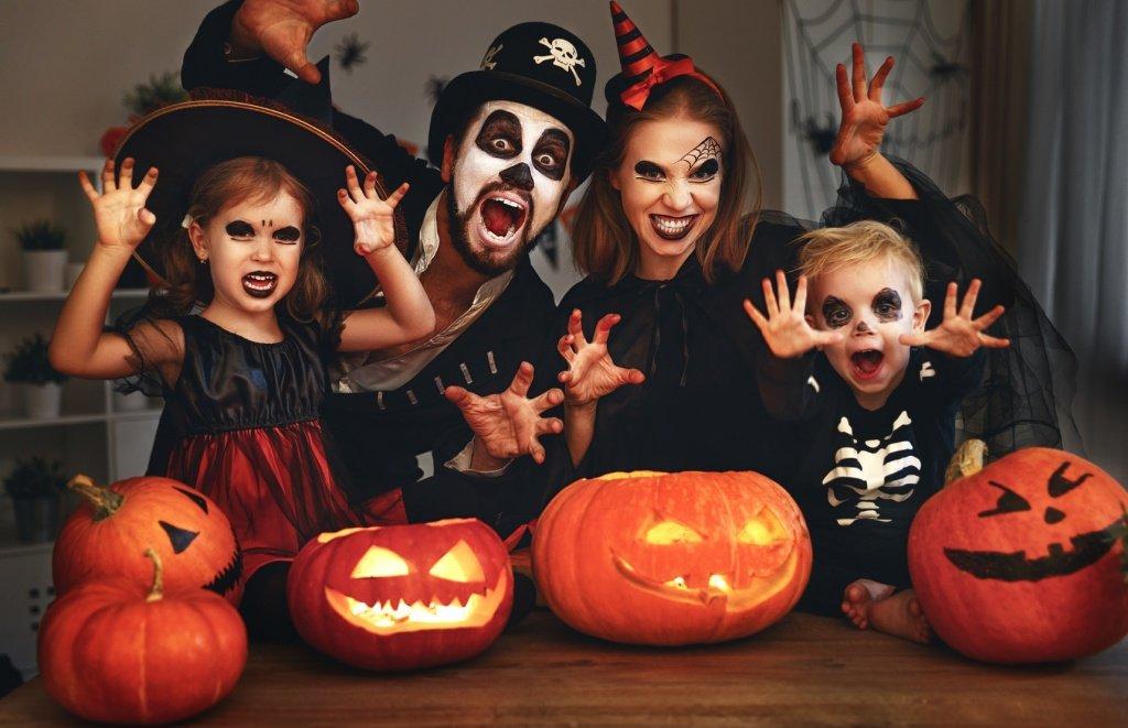 Фотозоны на Хэллоуин - фото 1 | 4Party