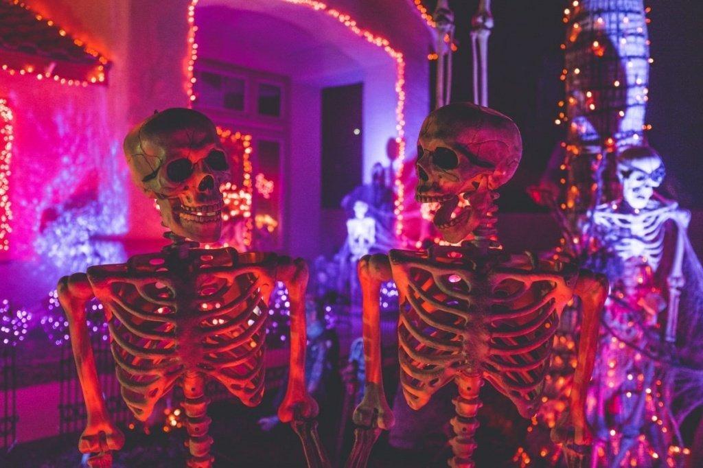Декор офиса на Хэллоуин - фото 1 | 4Party