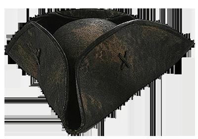 Пиратские шляпы для вечеринок