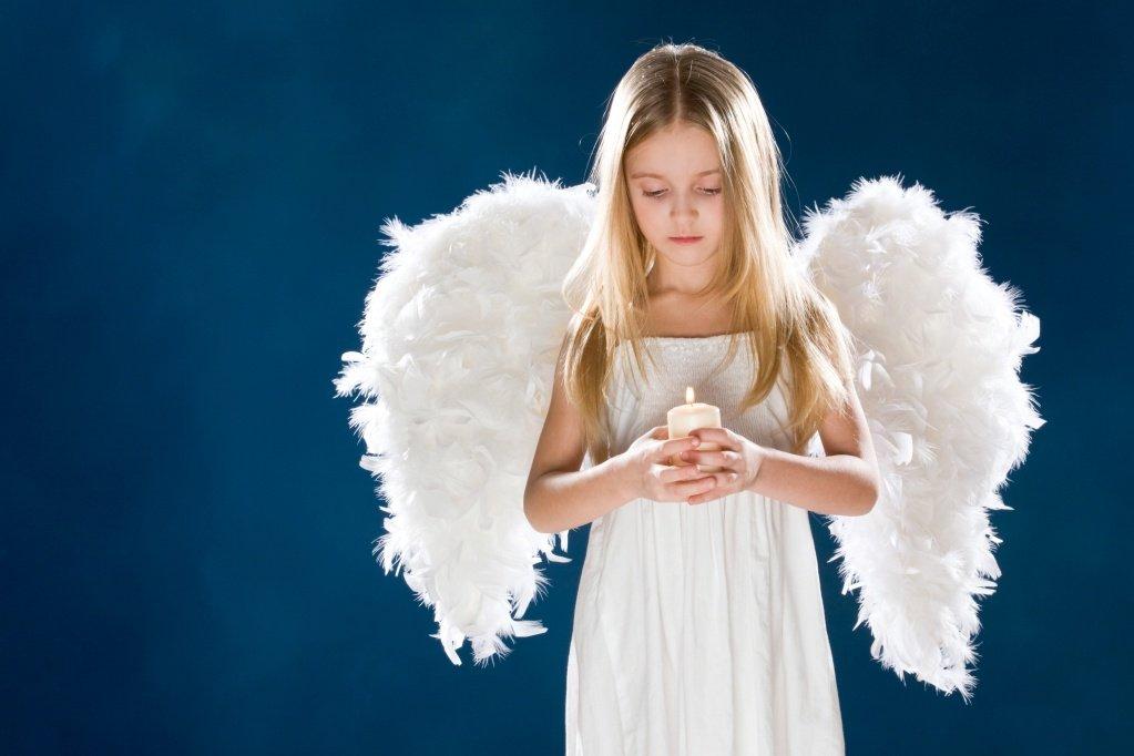 Идеи для фотосессии: образ ангела - фото 4 | 4Party