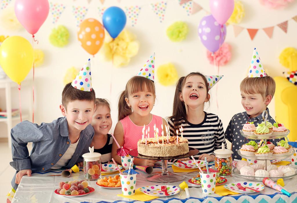 Детский день рождения девочки: популярные и актуальные тематики для вечеринки - фото 1 | 4Party
