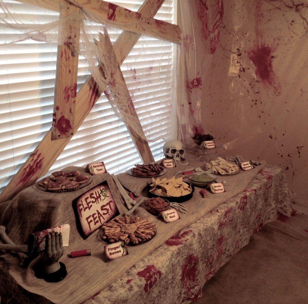 Страшно весело: зомби вечеринка для детей - фото 3 | 4Party