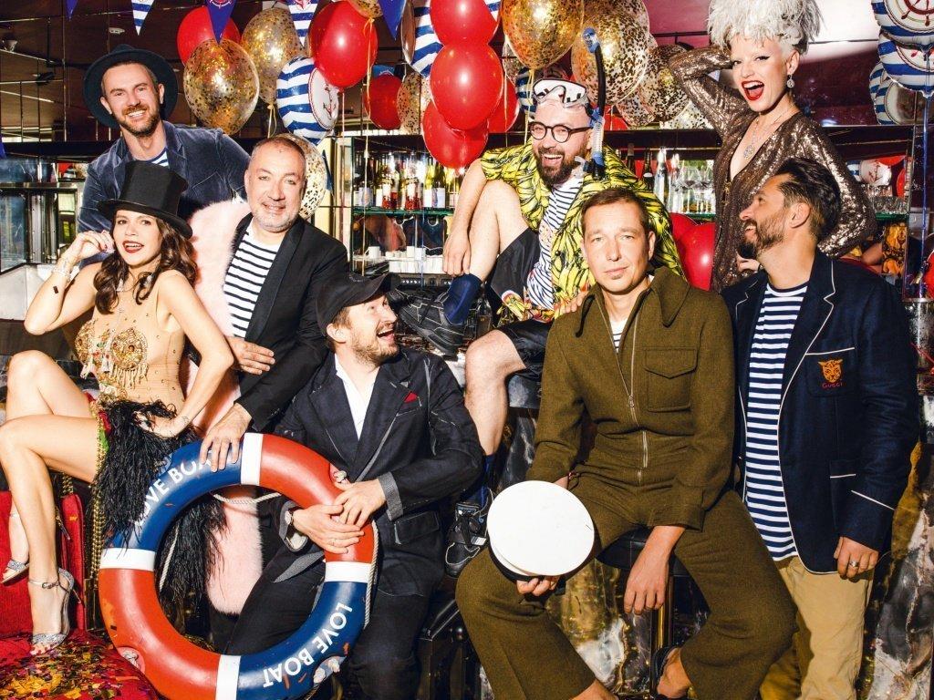 Морская вечеринка : как одеться? - фото 7 | 4Party