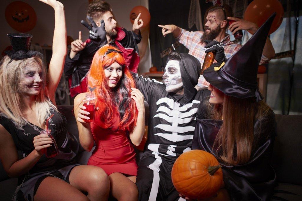 Игры на Хэллоуин для взрослых - фото 4 | 4Party