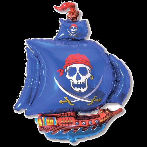 Воздушные пиратские шары
