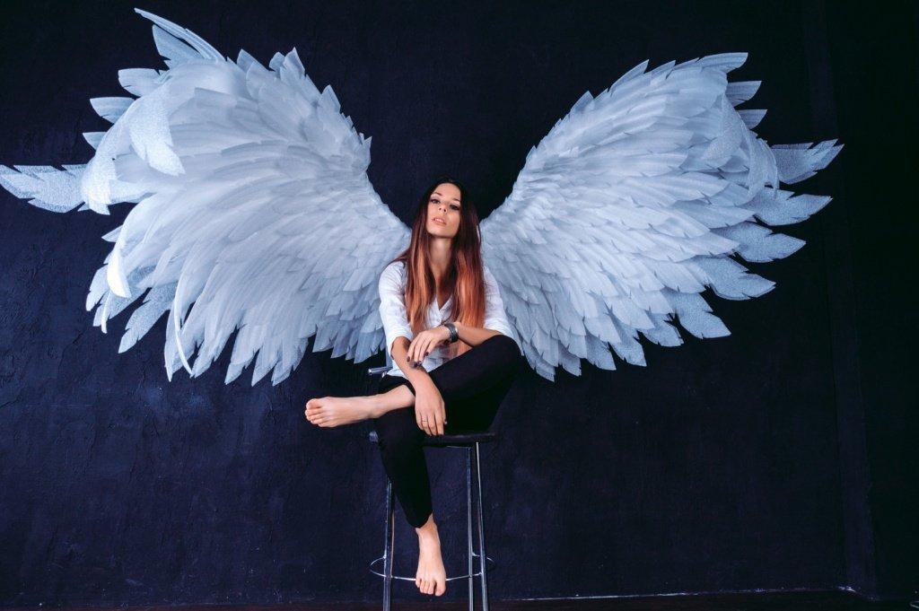 Идеи для фотосессии: образ ангела - фото 2 | 4Party