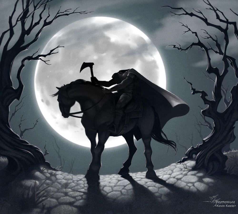 Страшные истории на Хэллоуин - фото 7 | 4Party