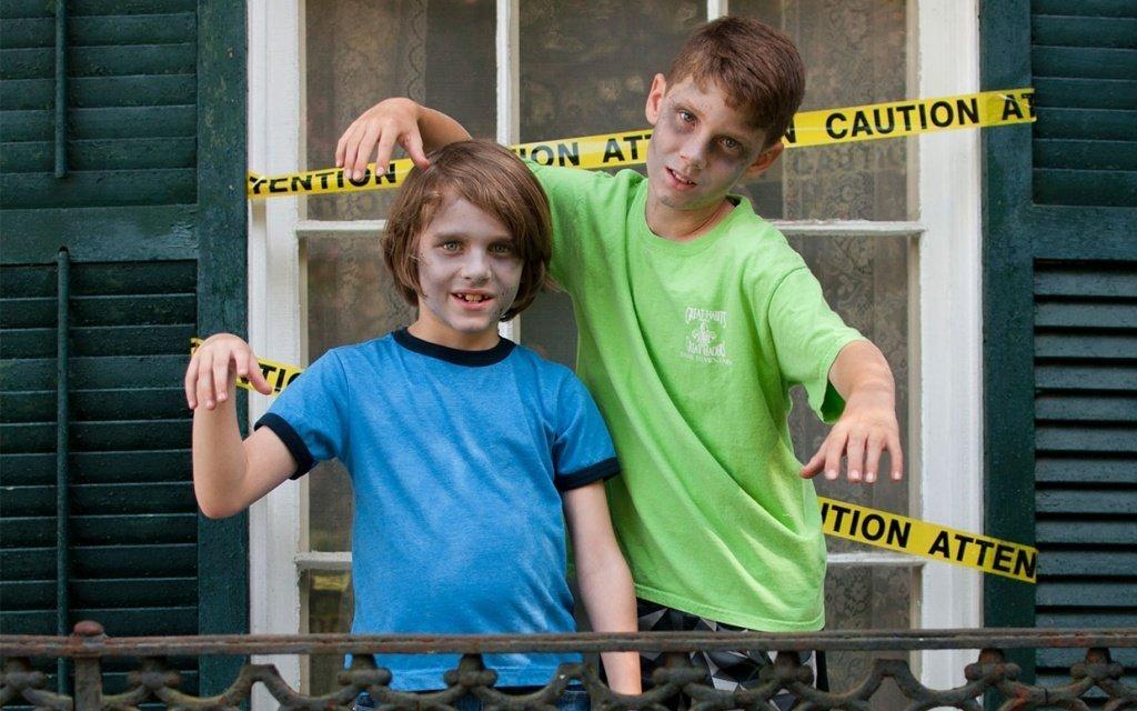Страшно весело: зомби вечеринка для детей - фото 5 | 4Party