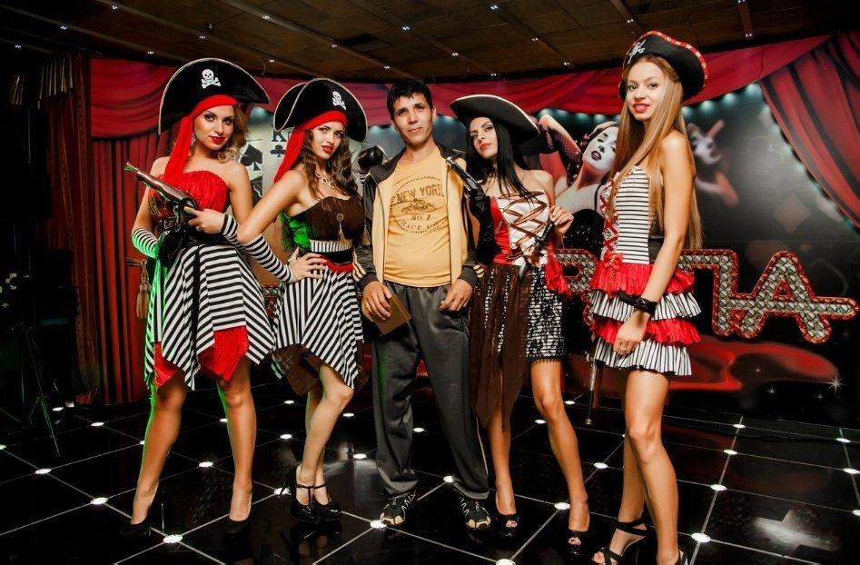 Сценарий пиратской вечеринки - фото 2 | 4Party