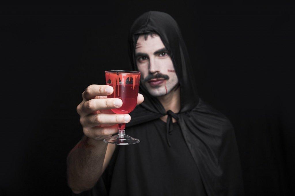 Идеи для вампирской вечеринки - фото 9 | 4Party