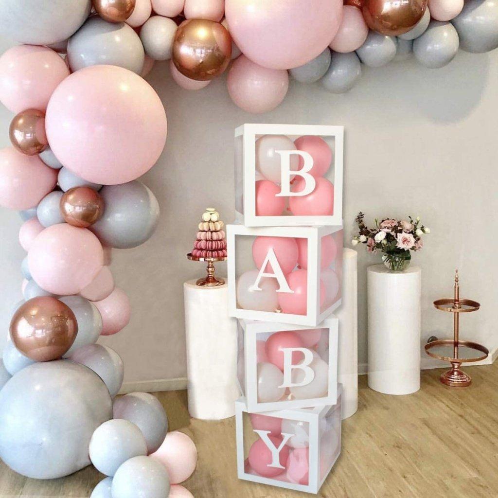 Интересные идеи на Беби шауэр: как организовать вечеринку Baby shower - фото 2 | 4Party