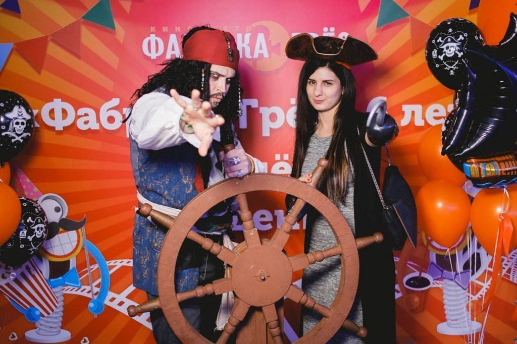 Пиратская вечеринка: как одеться? - фото 6 | 4Party
