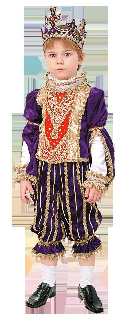 Детские карнавальные костюмы королей и принцесс - 4party.ua