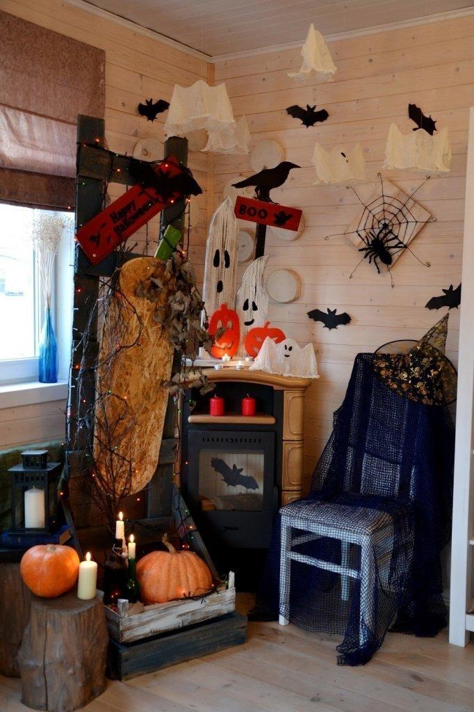 Фотозоны на Хэллоуин - фото 2 | 4Party