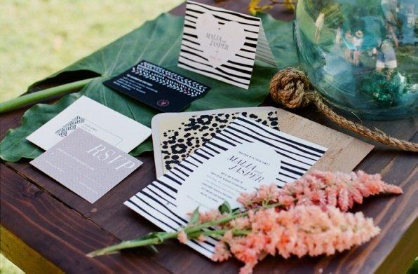 Как пригласить гостей на свадьбу: 6 современных идей - фото 2 | 4Party