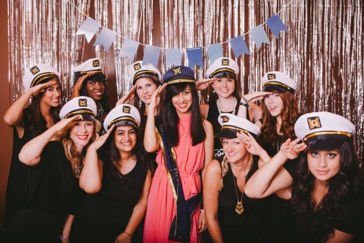 Как организовать морскую вечеринку - фото 1 | 4Party