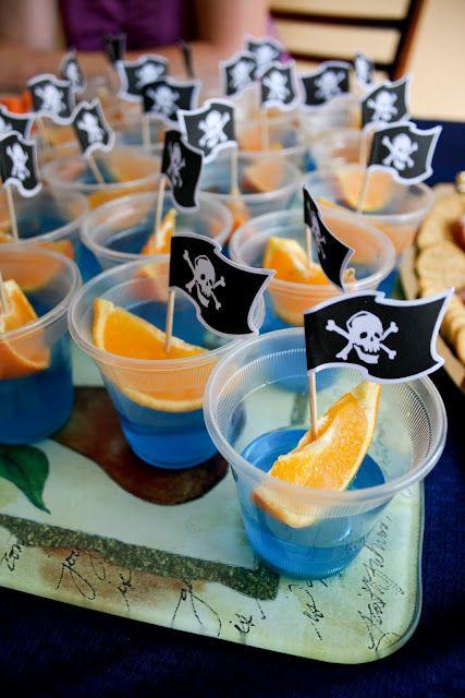 Морская вечеринка - что приготовить? - фото 5 | 4Party