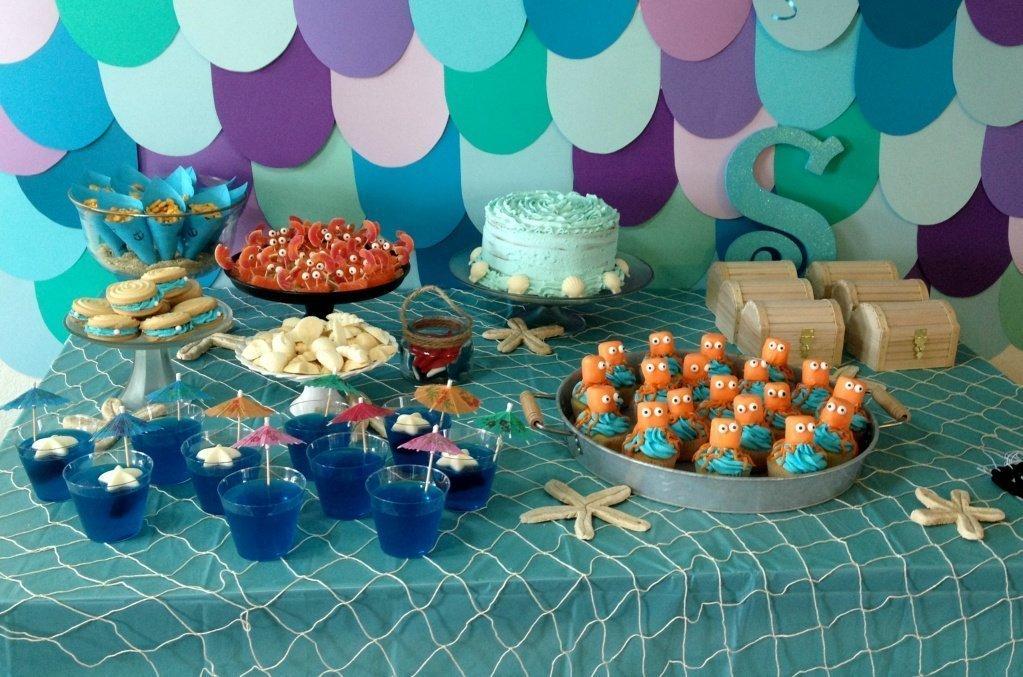 Морская вечеринка - что приготовить? - фото 4 | 4Party