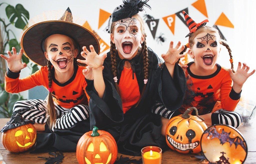Домашний квест на Хэллоуин для взрослых и детей - фото 4   4Party