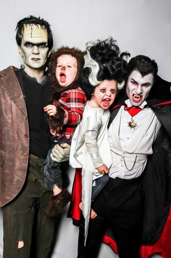 Образы на Хэллоуин из фильмов - фото 1 | 4Party