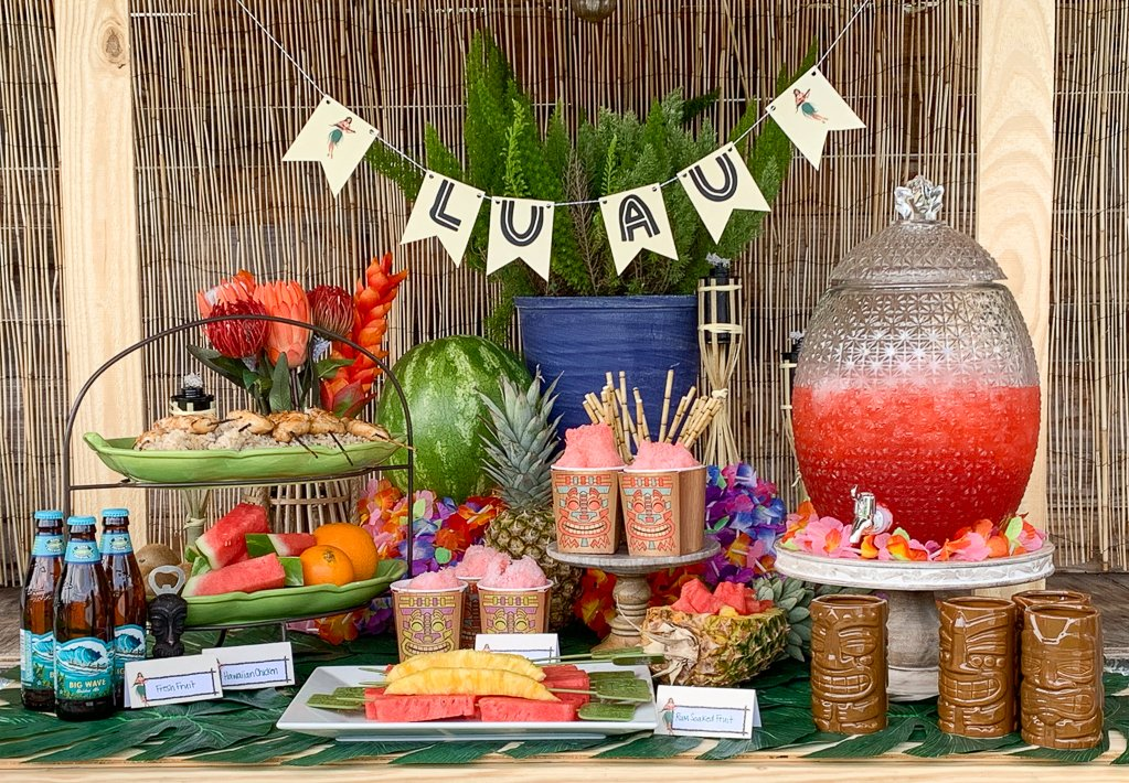 Какие напитки подавать на гавайскую вечеринку? - фото 5   4Party