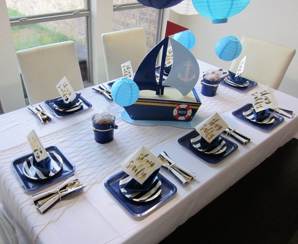 Как организовать морскую вечеринку - фото 5 | 4Party