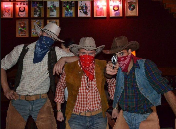 Как себя вести на ковбойской вечеринке? - фото 3 | 4Party
