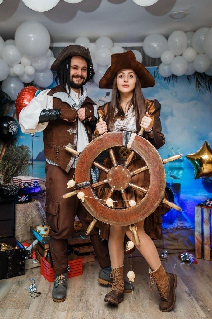 ТОП-6 образов на пиратскую вечеринку - фото 6 | 4Party