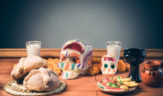 Образ на Хэллоуин и День Мертвых: Санта Муэрте - фото 3 | 4Party