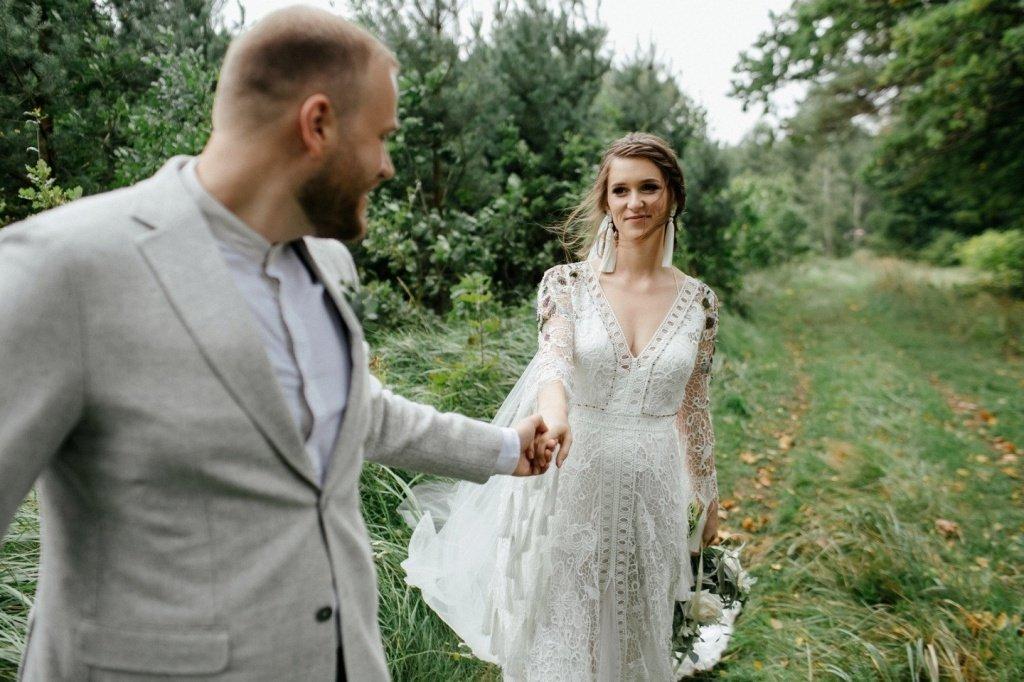 Оригинальные идеи для свадебной фотосессии - фото 5 | 4Party