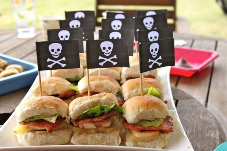 Сценарий пиратской вечеринки - фото 6 | 4Party