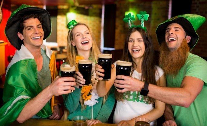 Что пьют на день святого Патрика? - фото 2 | 4Party