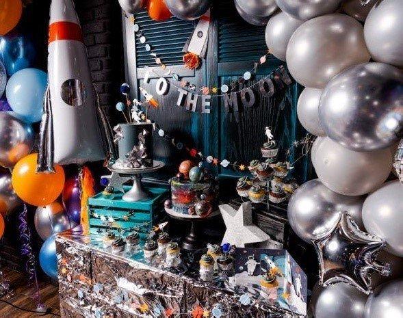 День рождения в стиле Космос - 4party.ua