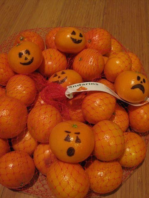 Пинтерест идеи на Хэллоуин - фото 11 | 4Party