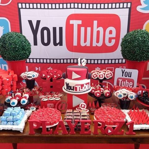Идеи блогерских вечеринок: вечеринка в стиле Тик-Ток, Youtube Party, Инстаграм Пати - фото 4 | 4Party
