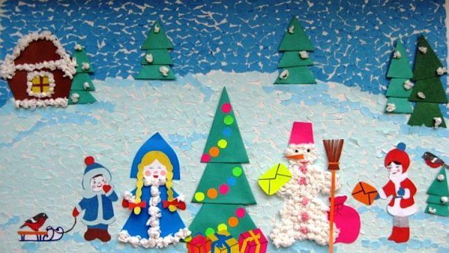 9 идей, как украсить дом к Новому году своими руками - фото 9 | 4Party