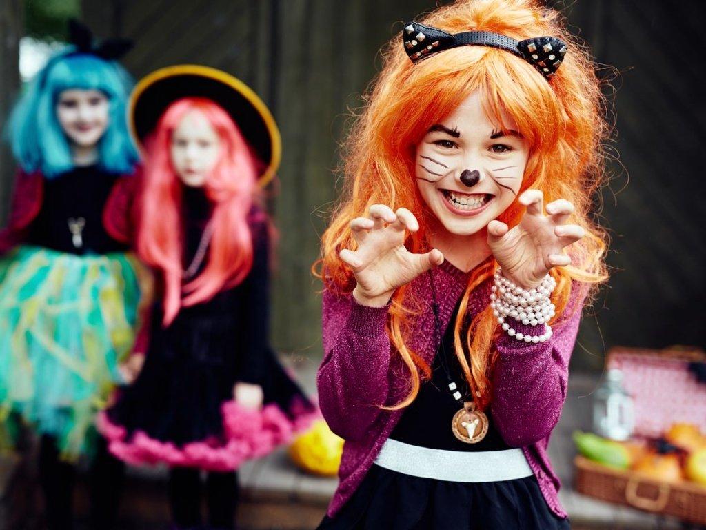 Образы на Хэллоуин для детей - фото 6 | 4Party