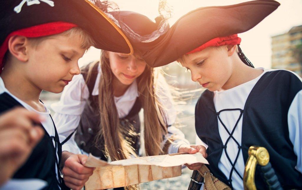 ТОП-6 образов на пиратскую вечеринку - фото 2 | 4Party