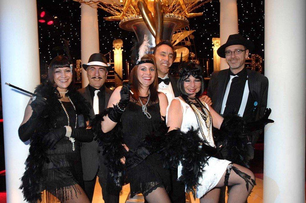 Конкурсы на вечеринку в стиле Чикаго - фото 1 | 4Party