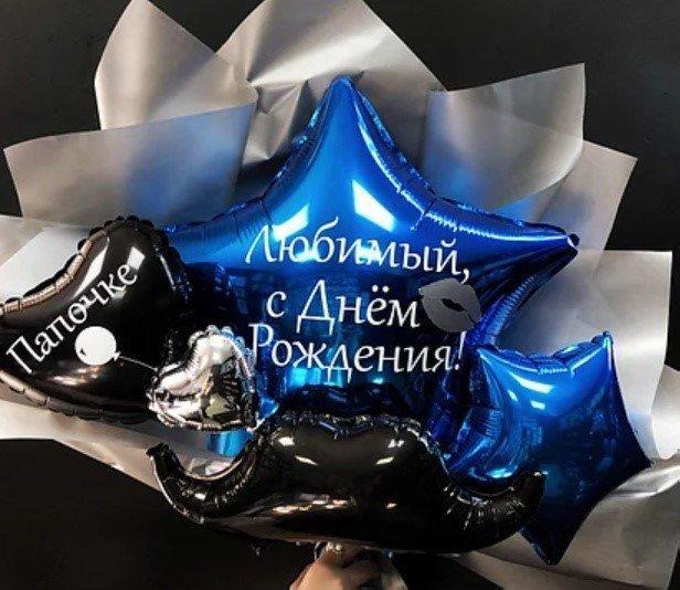 Букет из мини фигур - 4party.ua