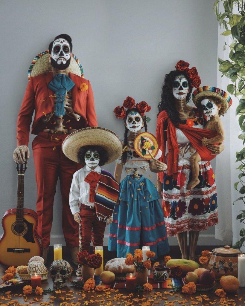 Пинтерест идеи на Хэллоуин - фото 8 | 4Party