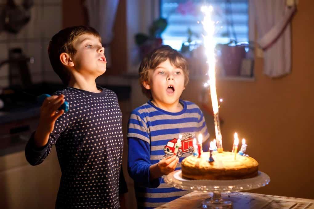 Детский день рождения мальчика: популярные и актуальные тематики для вечеринки - фото 1 | 4Party
