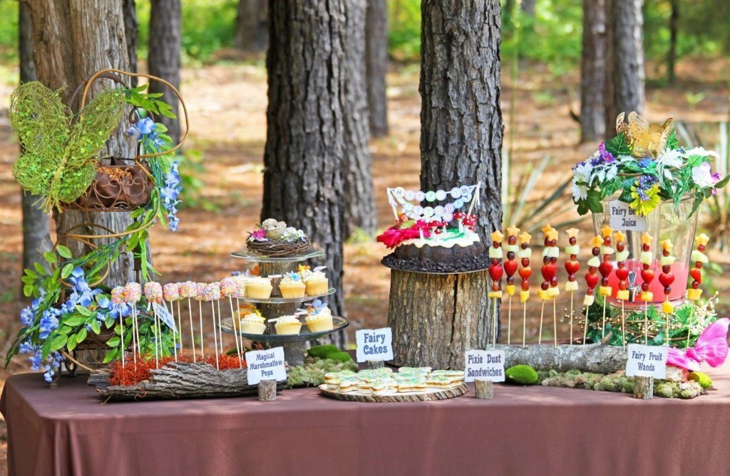 Идеи для весенних вечеринок на открытом воздухе - фото 7 | 4Party
