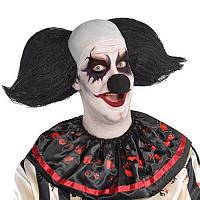 Клоунский нос черный