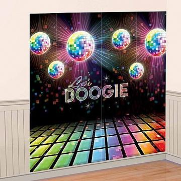 Атрибуты для диско-вечеринки