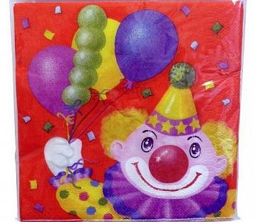 Праздник с клоунами